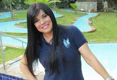 Sem herdeiros, Mara Maravilha não quer que o pai herde seus bens - Ag.News