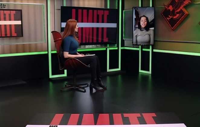 Ana Clara entrevista Gleici