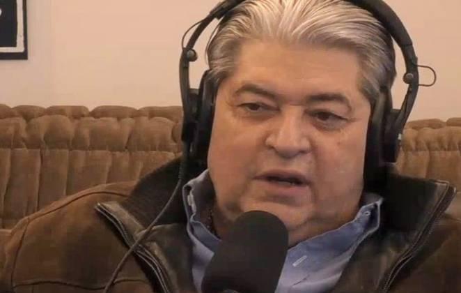 José Luiz Datena fala em Programa de Rádio