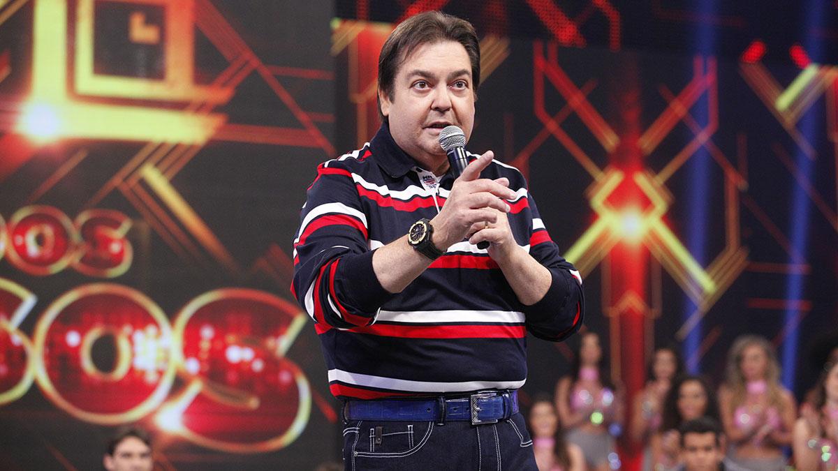 Fausto Silva no Domingão